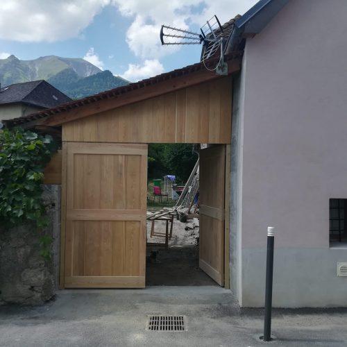 portail mélèze